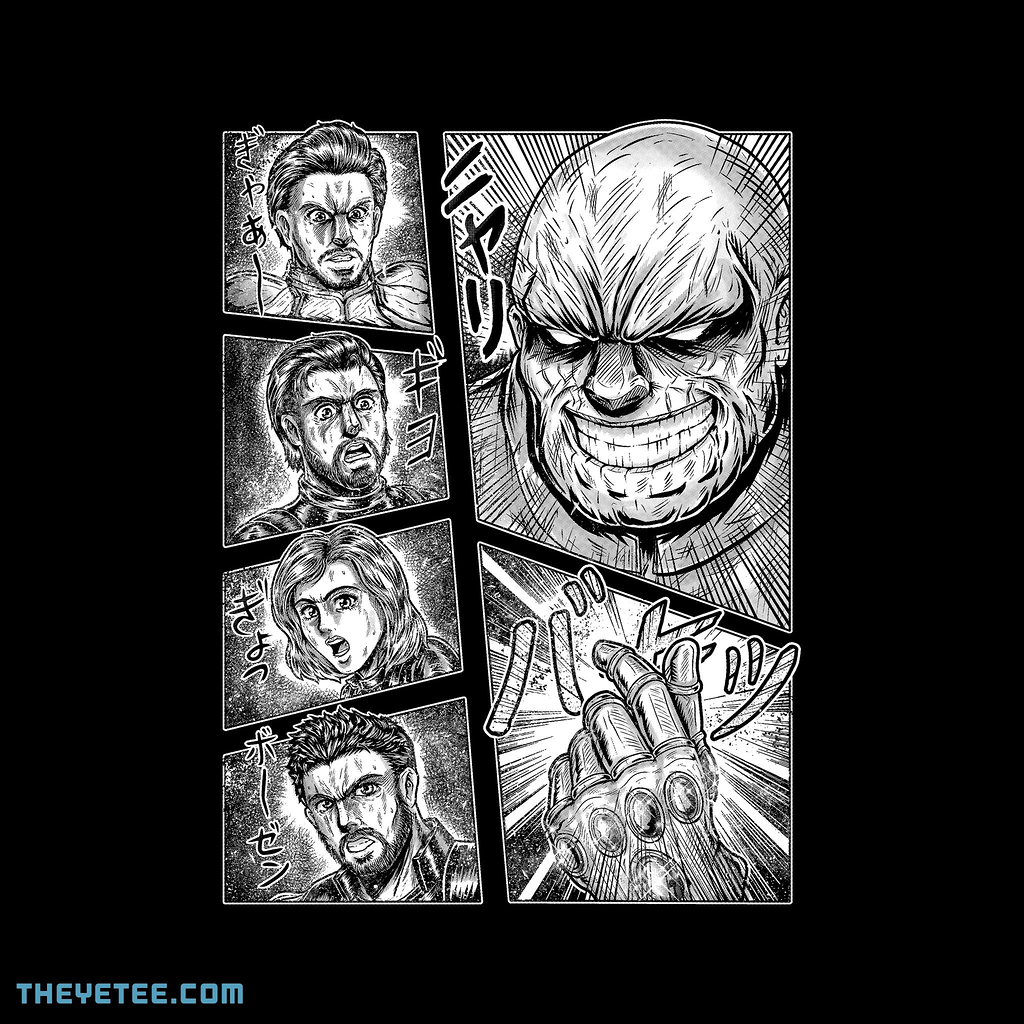 The Yetee: The Decimation