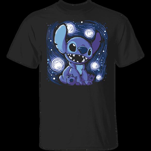 Pop-Up Tee: Starry Stitch