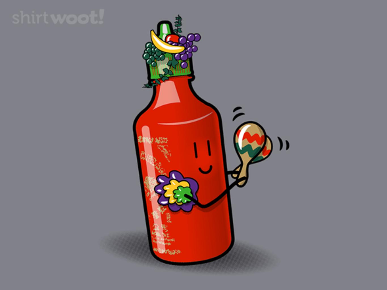 Woot!: Sriracha-Cha!