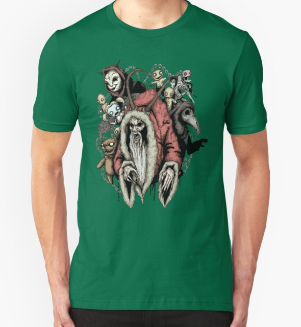 RedBubble: Krampus 2.0