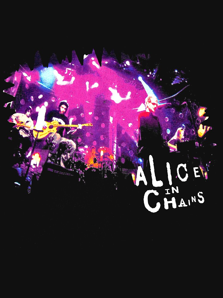 RedBubble: Alice In Chains Band 1996