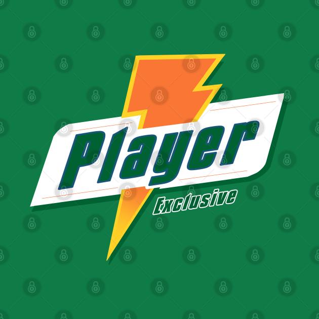 TeePublic: Player-ade
