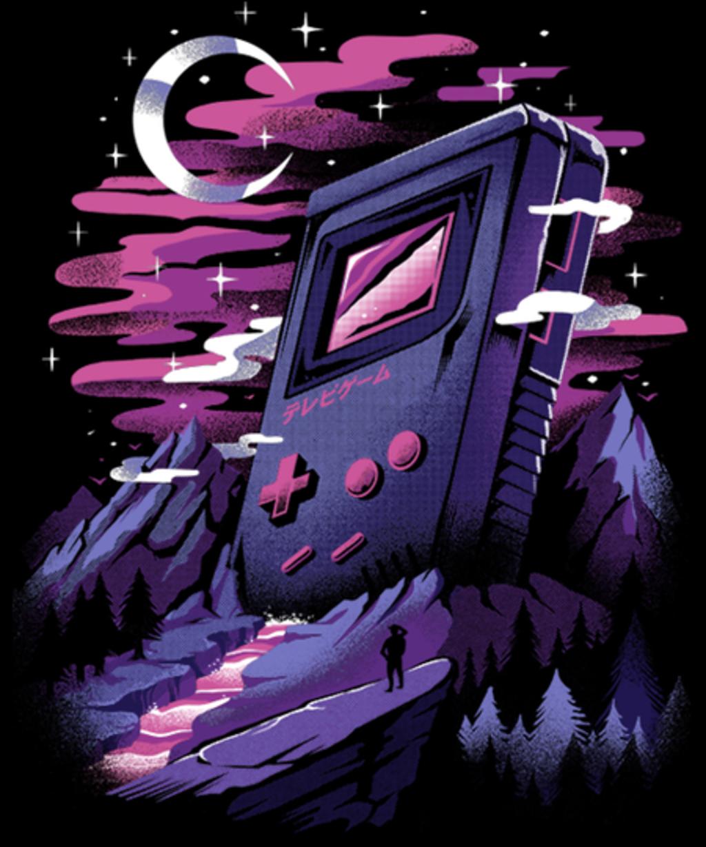 Qwertee: Games Dreamland