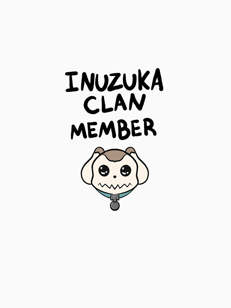 RedBubble: Inuzuka Clan Member