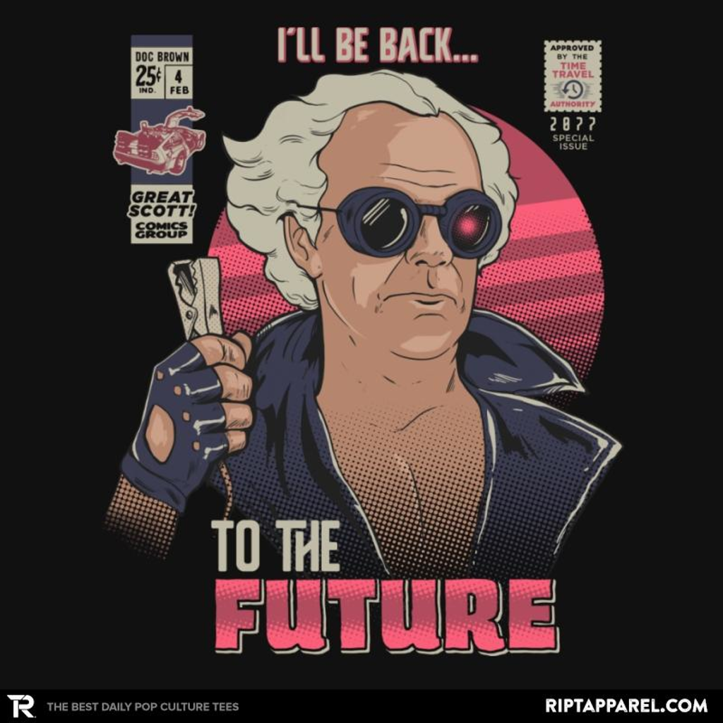 Ript: I'll Be Back Again