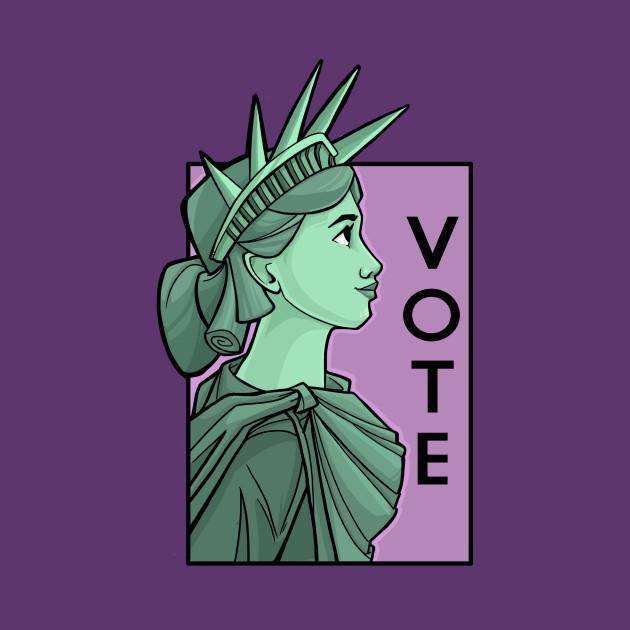 TeePublic: Vote