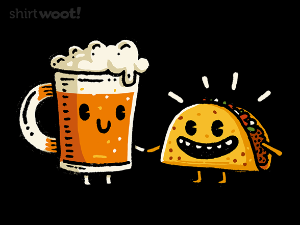 Woot!: Tacos and Cerveza