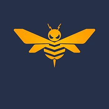 BustedTees: Bumblebee symbol