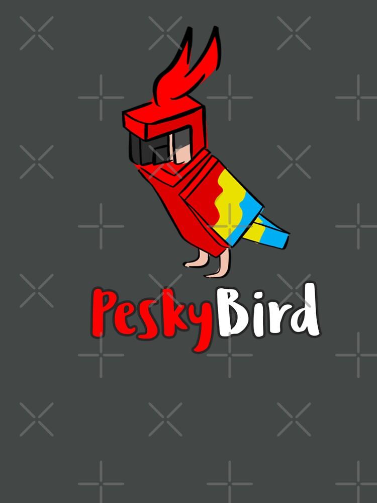 RedBubble: Pesky Bird