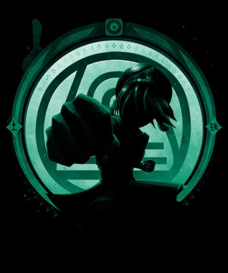 Qwertee: Earth Master
