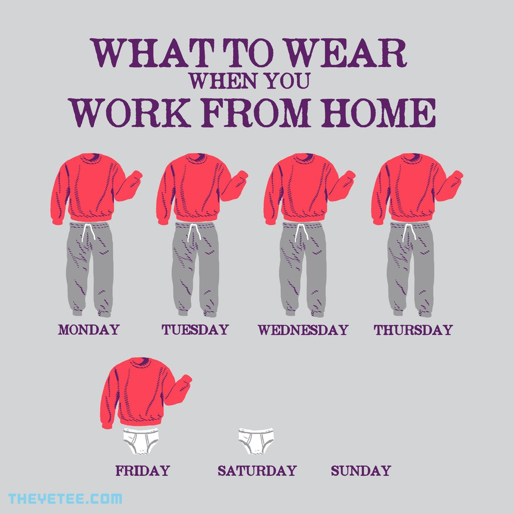 The Yetee: What To Wear