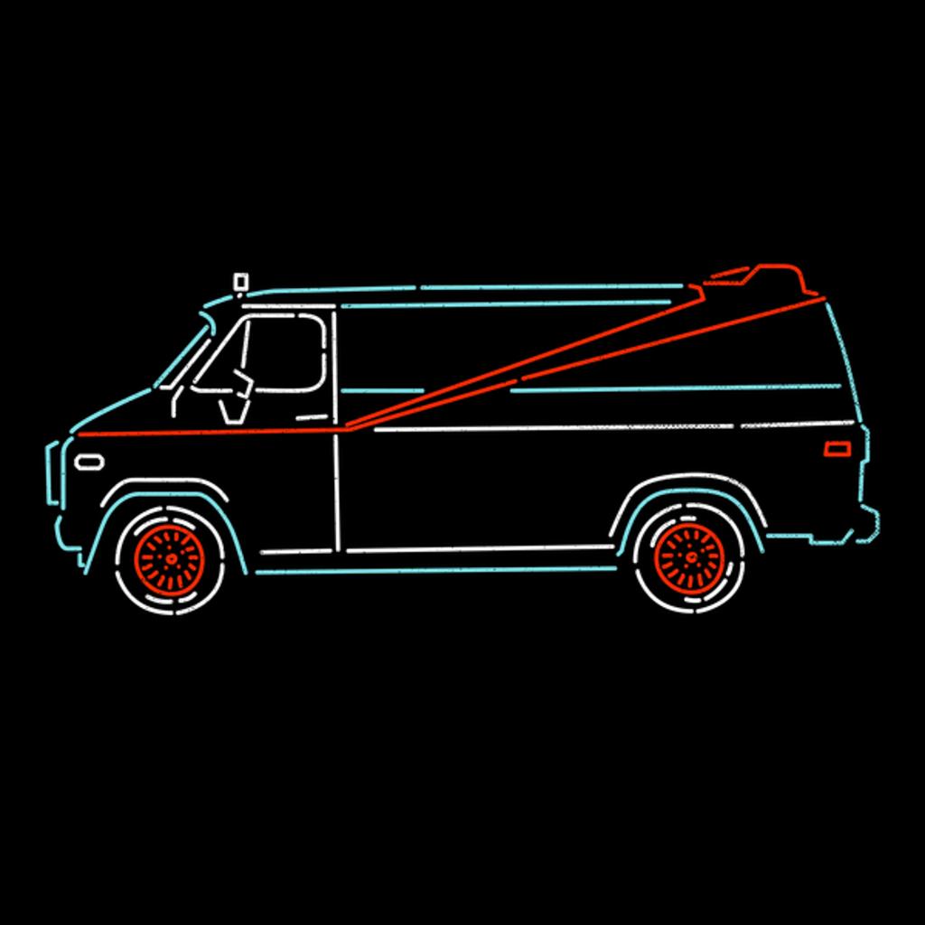 NeatoShop: A-Team Van