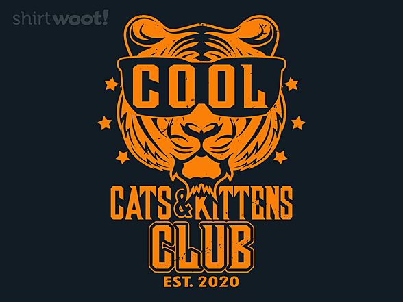 Woot!: Cool Cats and Kittens Club