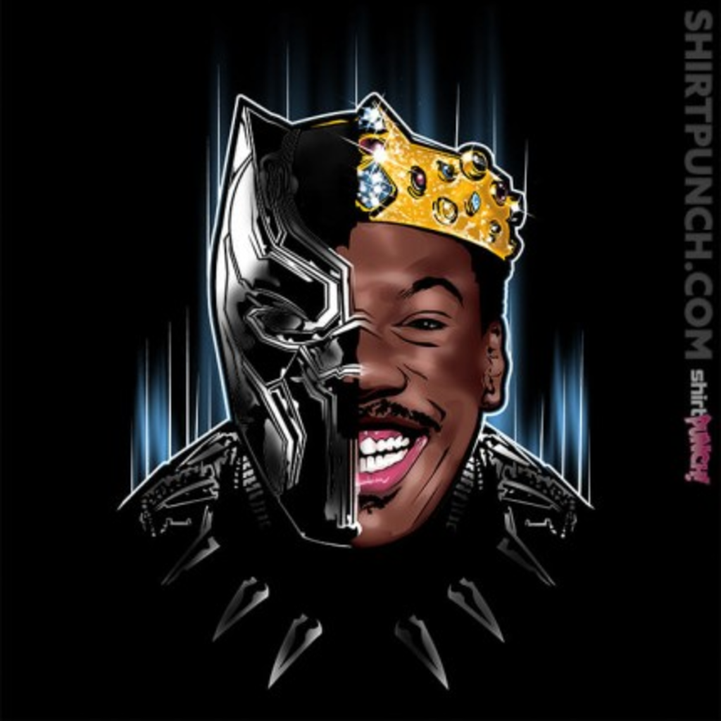 ShirtPunch: The Prince Of Zamunda