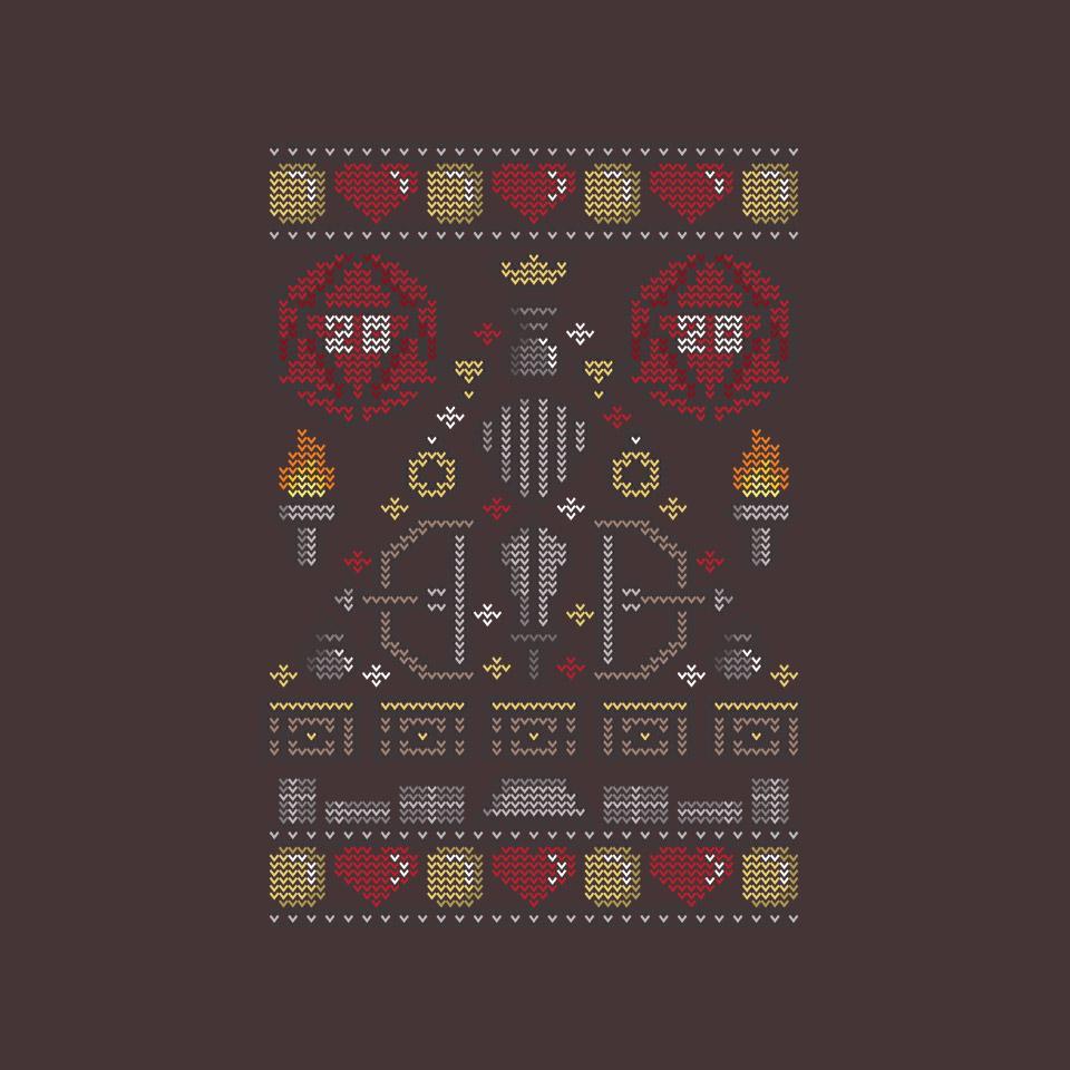 TeeFury: D-20 Sweater
