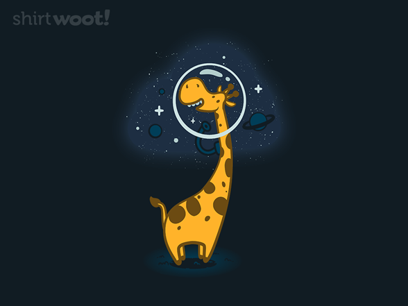 Woot!: Giraffstronaught
