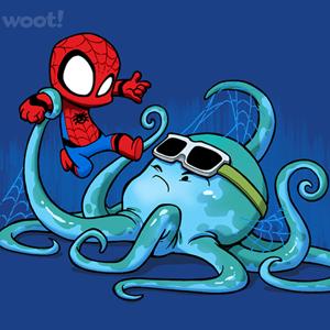 Woot!: Spider Vs Octopus