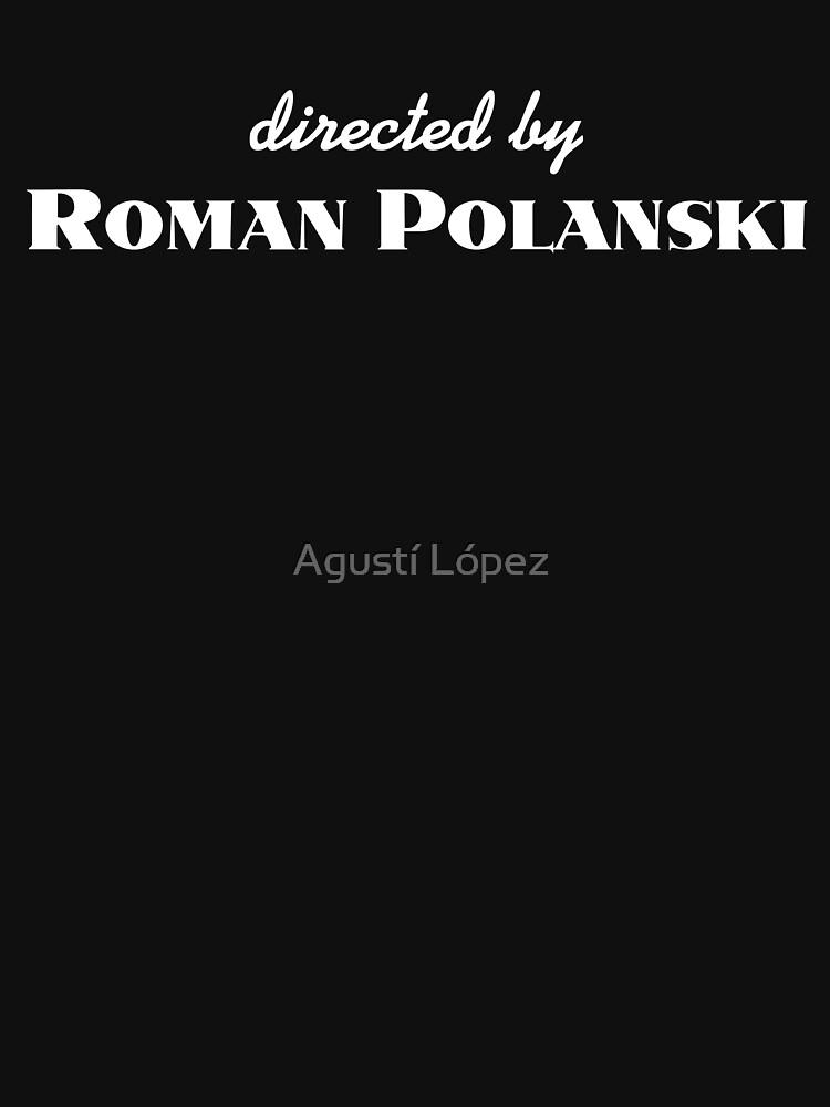 RedBubble: Directed by Roman Polanski