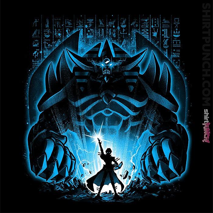 ShirtPunch: Tormentor
