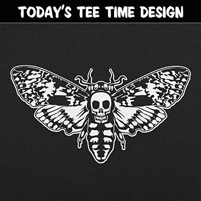 6 Dollar Shirts: Death's Head Moth