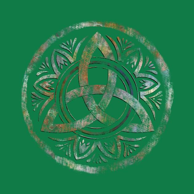 TeePublic: Celtic Circle