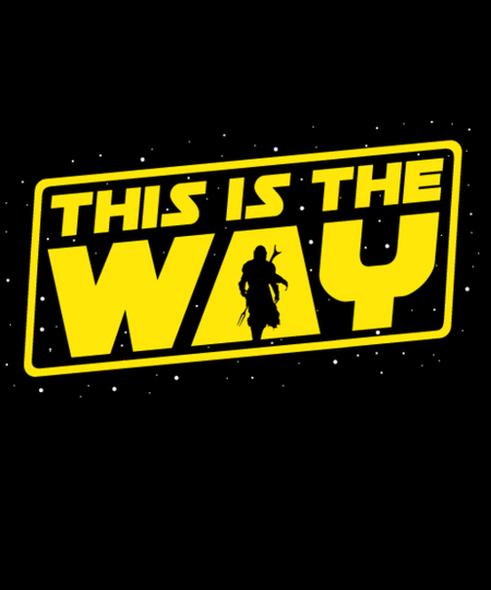Qwertee: This is the Way