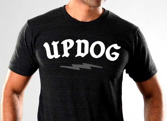 SnorgTees: Updog Limited Edition Tri-Blend