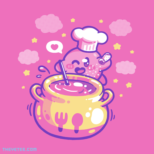 The Yetee: Cookin'