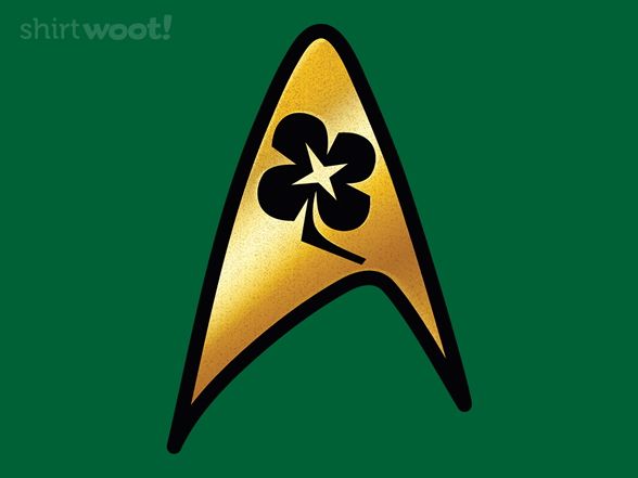 Woot!: Opposite of a Red Shirt