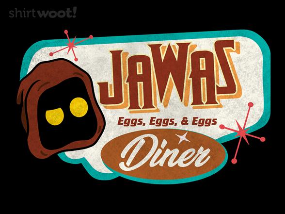 Woot!: Jawa's Diner