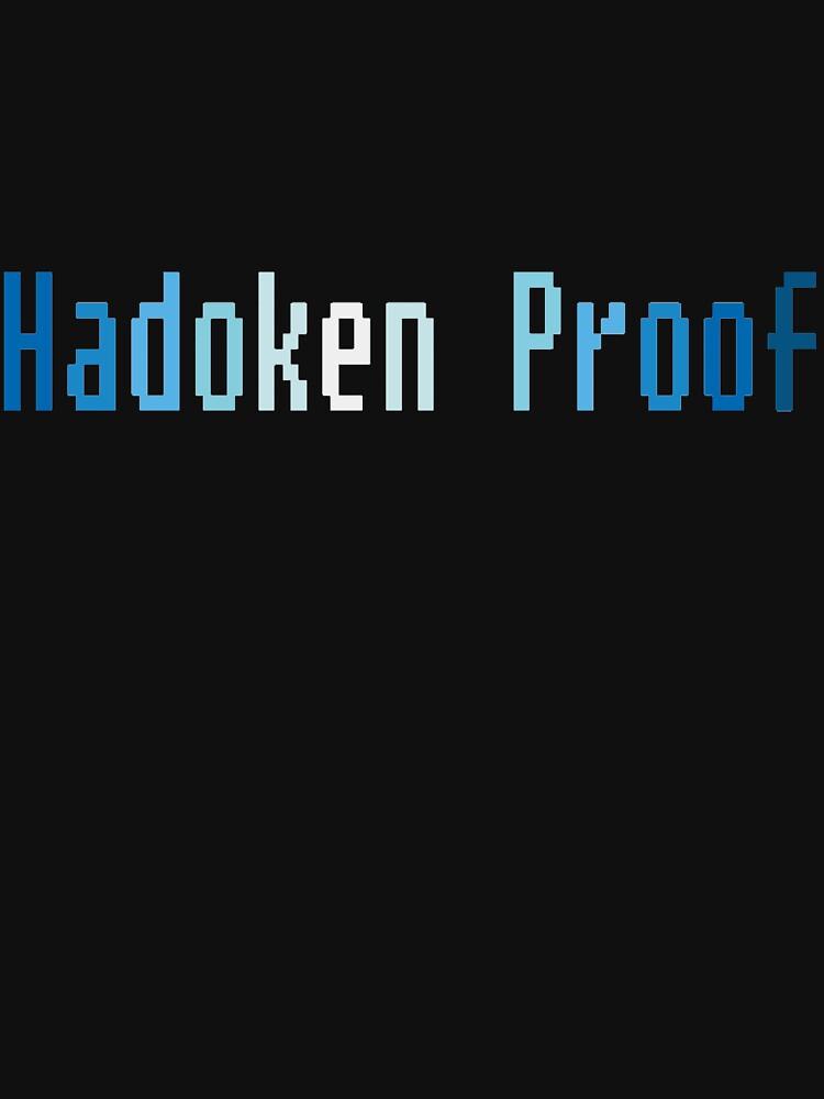 RedBubble: Hadoken proof