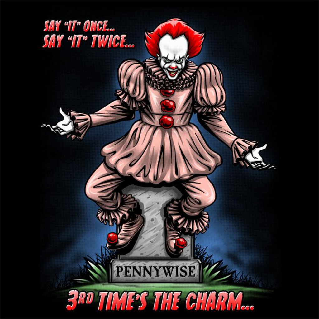 Curious Rebel: Pennywise The Dancing Clown
