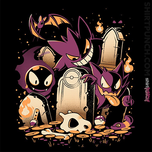 ShirtPunch: Lavender Town