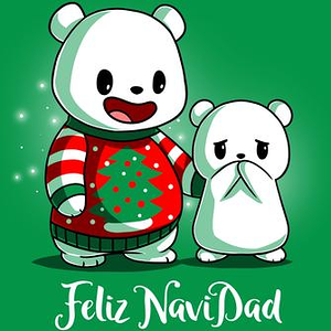 TeeTurtle: Feliz NaviDAD