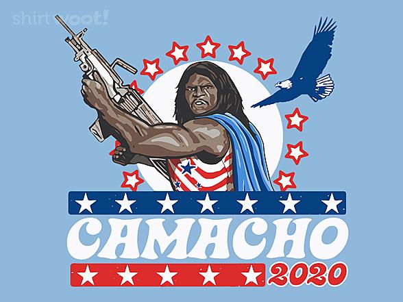 Woot!: Camacho 2020