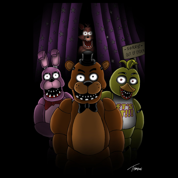 NeatoShop: No Nights at Freddy's
