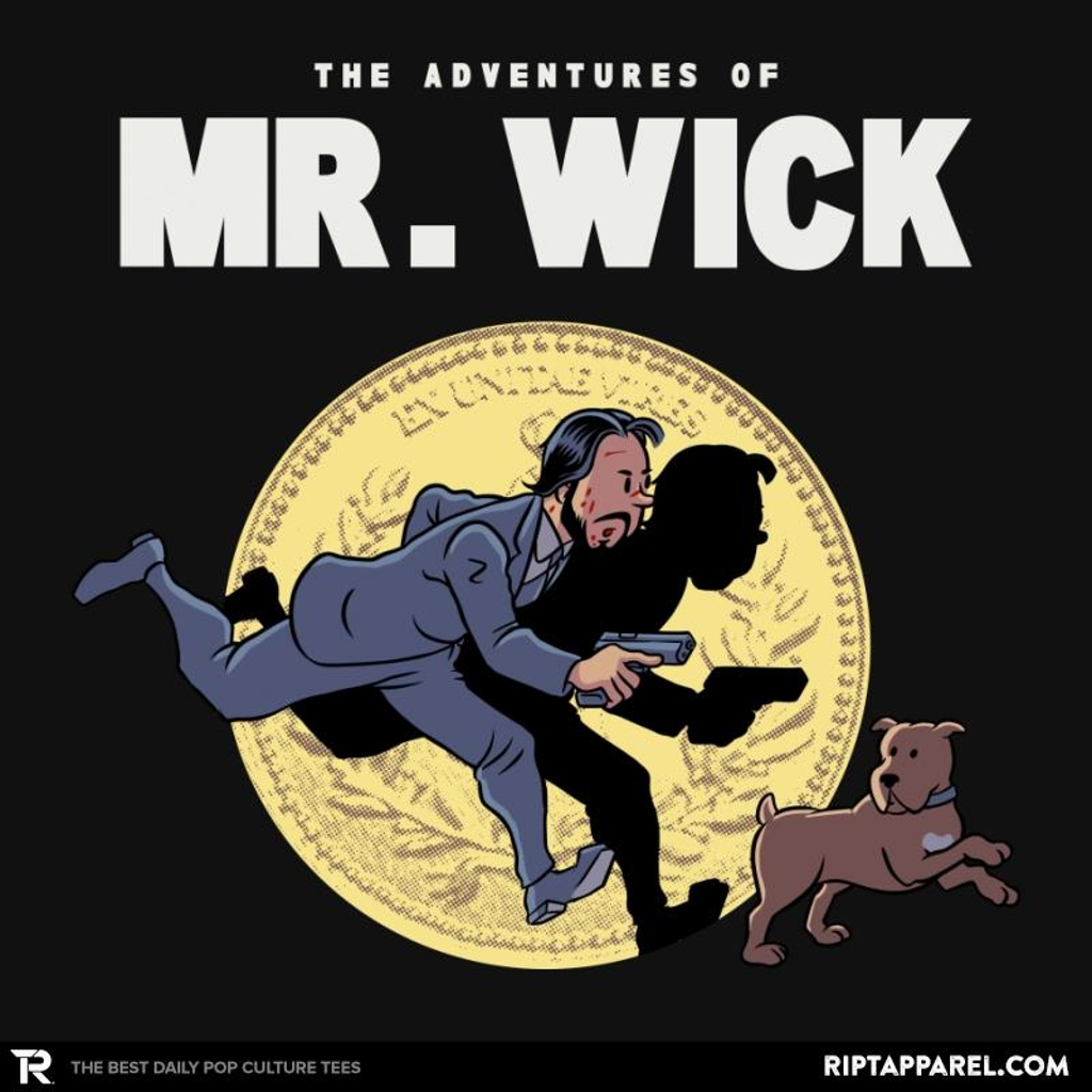 Ript: The Adventures of Mr. Wick
