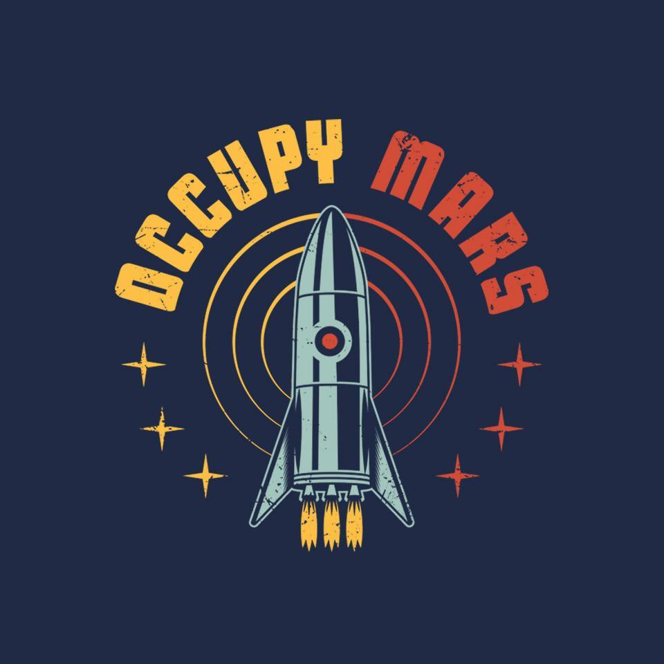 TeeFury: Occupy Mars