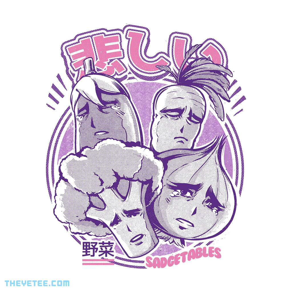 The Yetee: Sadgetables