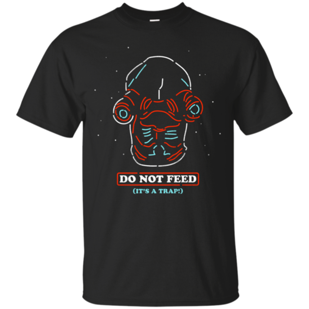 Pop-Up Tee: Do Not Feed