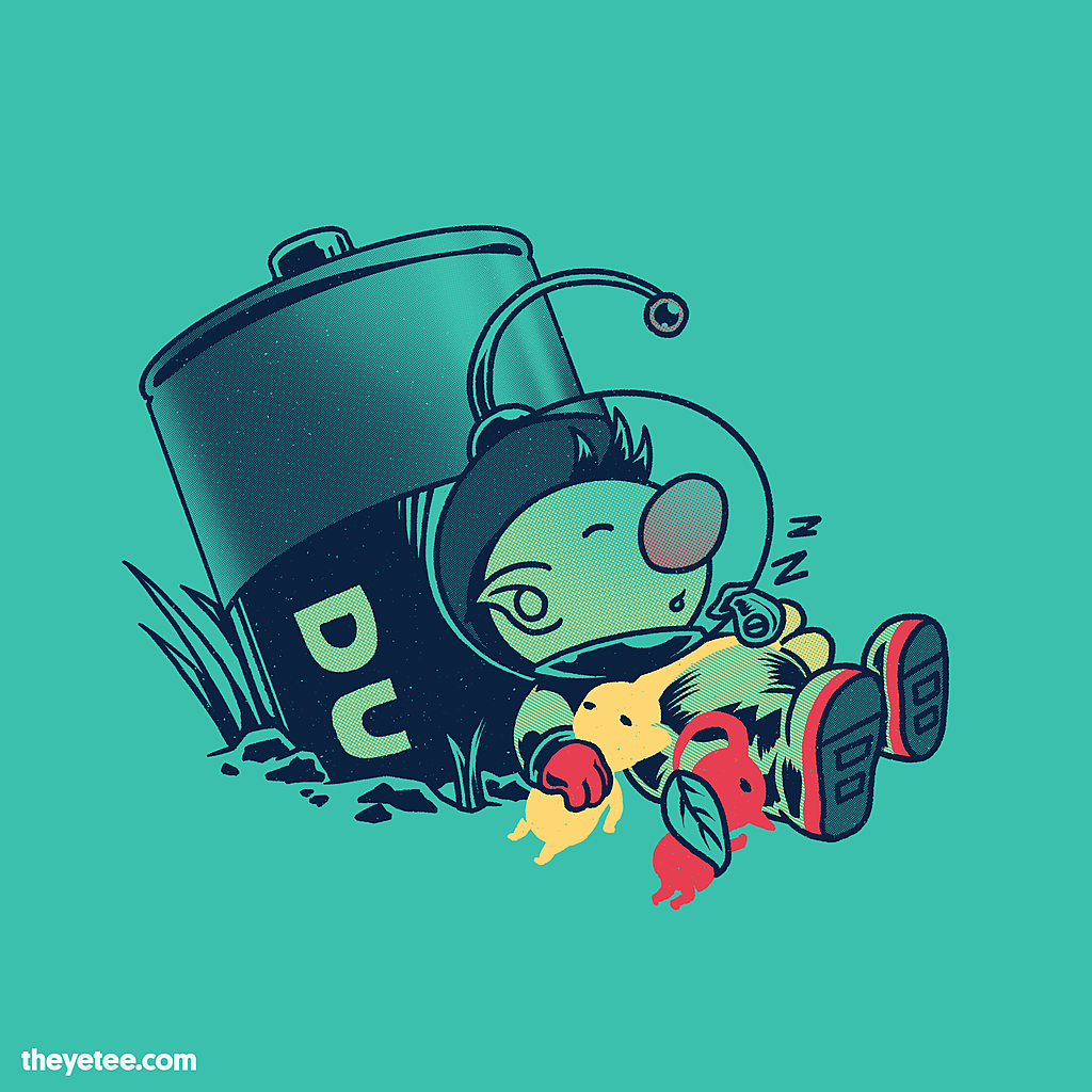 The Yetee: Charging
