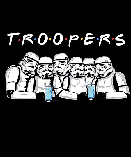 Qwertee: Troopers