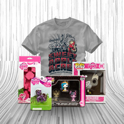 ShirtPunch: My Little Pony Bundle