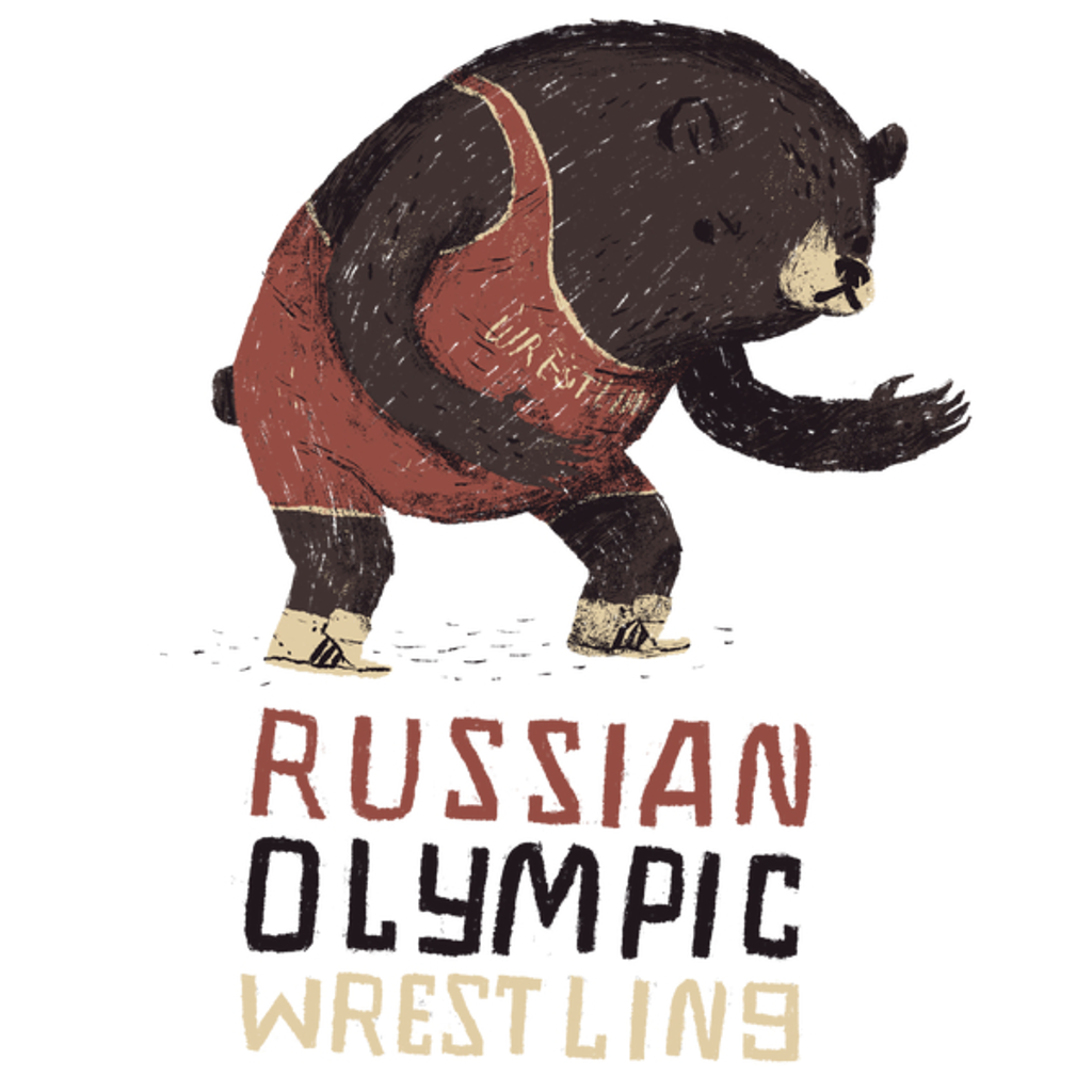 NeatoShop: russian olympic wrestling