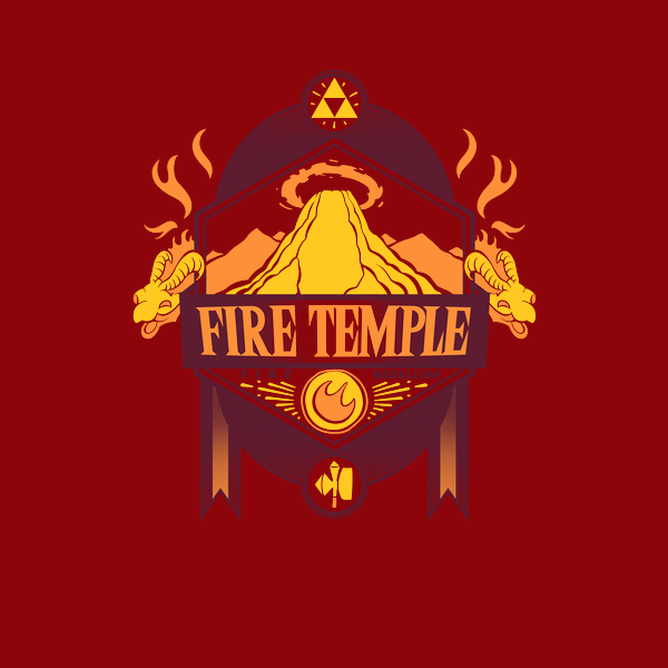 NeatoShop: Fire temple