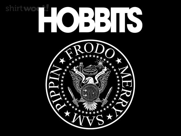 Woot!: Hobbits