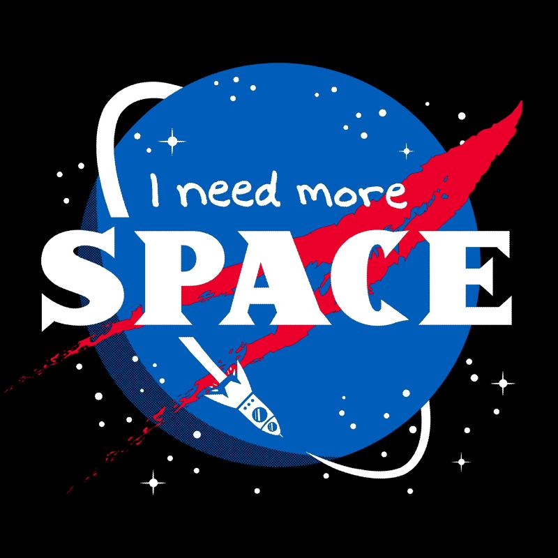 Pampling: Space Shuttle