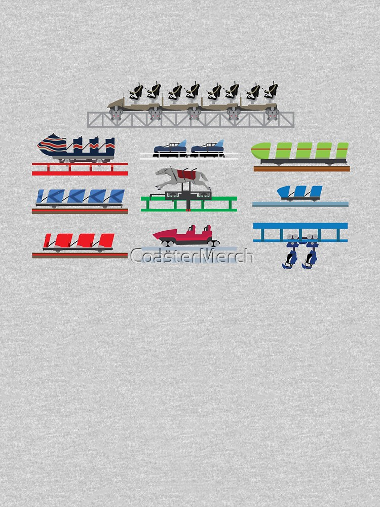 RedBubble: Pleasure Beach BPB Coaster Car Design