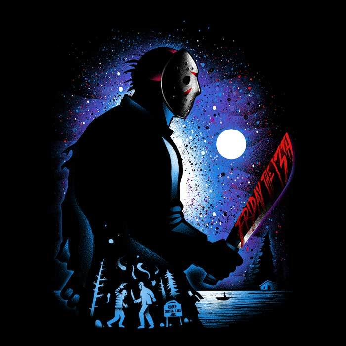 Once Upon a Tee: Hockey of Horror