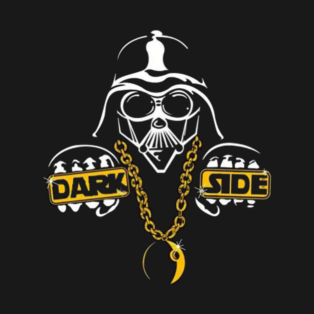TeePublic: Dark Side is Swag